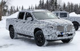 2018 Mercedes X-Class Truck Prototype Shows Production Lights, Has ... Kargo Master Heavy Duty Pro Ii Pickup Truck Topper Ladder Rack For Slide In Utility Body Stonebrooke Equipment Cab Over Camper Shells Autos Post Bed Utility Box My Commercial Work Trucks Vans Caps 2017 Ford Super Gets Are Tonneau Covers And Caps Medium Parts Tonneaus Toppers Rifle Trailer Cap World Leer 122 Check Out This Mx Series Cap With A Full Rear Fiberglass Door By Aaracks Alinum Mounting Clamps Shell