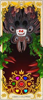 Undertale Tarot Cards