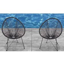 Acapulco Black Resort-grade Chairs (Set Of 2) Details About Set Of 2 Allweather Oval Weave Lounge Patio Acapulco Papasan Chair Orange Black Resortgrade Chairs The Cheap Replica Designer Indoor Outdoor In Grey White On Frame Amazoncom With Fire Pit Chair 3d Model Items 3dexport Add Zest To Any Space Part Iii Sun Blue Brand New Pieces Red Egg Chair Modern Pearshaped Retro Adult