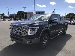 100 Nissan Titan Diesel Truck 2018 XD Platinum Reserve Crew Cab