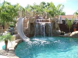 Full Size Of Interior Designpool With Waterfall Modern Image Detail For Swimming Waterfalls Custom Large