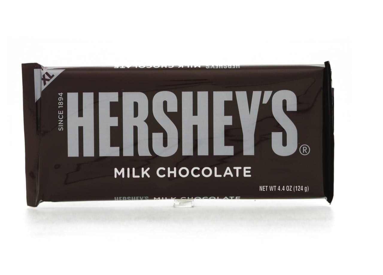 Hershey's Milk Chocolate Bar - Extra Large, 4.4oz