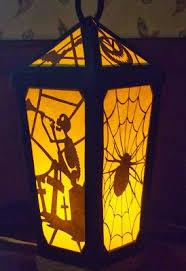 Halloween Paper Lantern Patterns