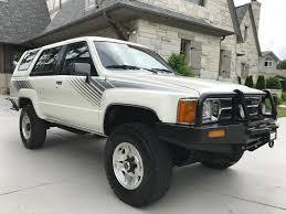100 Craigslist Birmingham Al Cars And Trucks By Owner FS Mint Condition 1987 Toyota 4Runner SR5 Turbo AL