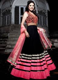 Simple Lehenga Choli Designs For Teenagers