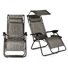 BELLEZE 2-Pack Zero Gravity Chair W/ Canopy Top Reclining Lounge Chairs  Outdoor Patio W/ Cup Holder, Gray Gymax Folding Recliner Zero Gravity Lounge Chair W Shade Genuine Hover To Zoom Telescope Casual Beach Alinum Us 1026 32 Offoutdoor Sun Patio Lounge Chair Cover Fniture Dust Waterproof Pool Outdoor Canopy Rain Gear Pouchin Sails Nets Chaise With Gardeon With Beige Fniture Sunnydaze Double Rocking And 21 Best Chairs 2019 The Strategist New York Magazine Recling Belleze 2pack W Top Cup Holder Gray Decor 2piece Steel Floating Cushions