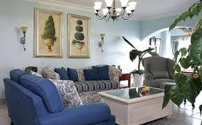 45 light blue living room light blue living room interior 3d blue