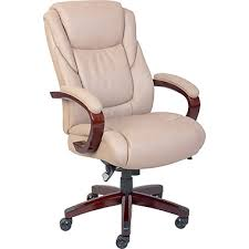 Serta Memory Foam Managers Chair by La Z Boy Office Chairs Staples