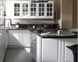cuisine meubles blancs indogate cuisine equipee meuble blanc mur couleur des murs