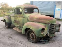 100 1940 International Truck Harvester PickUp Camionetas Rsticos Y