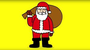 Apprendre à Dessiner Un Père Noël How To Draw A Santa Claus YouTube