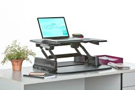 Dual Monitor Stand Up Desk by Laptop Users U2013 Yes You Need A Stand Up Desk Too Varidesk