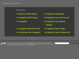 100 Craigslist Nashville Trucks By Owner Craiglist Outsourcing Secrets Competitors Revenue And Employees