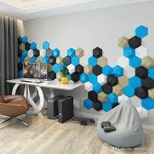 großhandel pu pvc vinyltapeten selbstklebende wandverkleidungsplatten moderne minimalistische tapete geometrische selbstklebende 3d tapete
