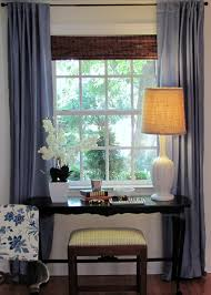Ikea Vivan Curtains Blue by Cottage And Vine Diy Dyed Curtains