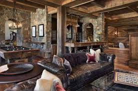 100 Locati Architects Rustic Mountain Retreat Boasts Lodge Style Appeal In Big Sky