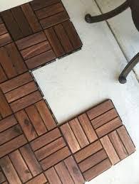 interlocking deck tiles premium composite diy series coastal