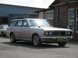 Nissan Bluebird 18 GL
