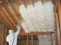 Insulating Cathedral Ceilings With Spray Foam by What Are The Benefits Of Spray Foam Insulation Bauer Specialty