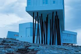 100 Todd Saunders Architect Ctalx Fogo Island Inn Ecology Of Living Fogo