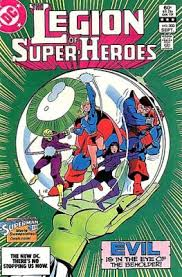 DC Comicss Legion Of Super Heroes Issue 303