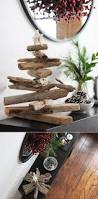Driftwood Christmas Trees by Christmas Warm Chocolate