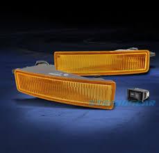 2003 2007 scion xb bumper yellow fog light l w bulb switch kit