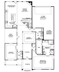 Beazer Homes Floor Plans Florida by Westfield Home Plan In Miramonte Frisco Tx Beazer Homes