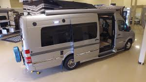 Itasca Class C Rv Floor Plans by 2015 Era 170c 24 Foot Class B Motor Home By Winnebago Andy Kemi
