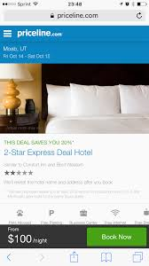Priceline Express Deals Hotels Revealed / Jack In The Box ... Email Priceline Com Active Deals Treat Yourself Sarah Ridiculously Good Rental Car Deals Cheap Flights Seattle Tofrom Kauai Lihue Hawaii 349359 Priceline Express Page 136 The Dis Disney Promo Coupons For Android Apk Download 15 Code For Hotels Coupon Car Apple Offers Springtime Pay With Discounts From Black Friday Naturaliser Shoes Singapore Facebook Boost Mobile Coupon Code York Photo Pillowcase 2019priceline Hotel Travel On The App Store How To Get One Is It A Good
