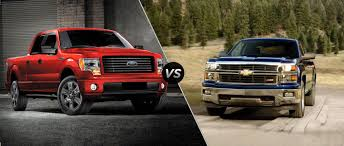 2014 Ford F-150 Vs 2014 Chevy Silverado Appleton, WI