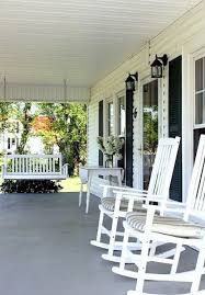 60 Awesome Farmhouse Porch Rocking Chairs Decoration (41) | Porch ...
