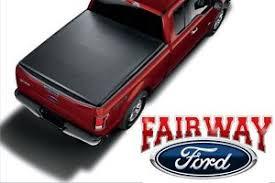 2015 thru 2018 f 150 oem genuine ford soft roll up tonneau bed