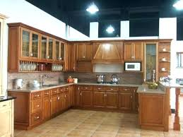 porte de cuisine en bois brut meuble cuisine en bois meubles peints cuisine apras meuble bas