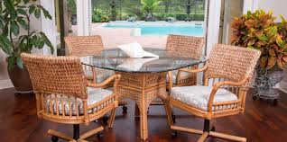 Dinette Sets With Caster Chairs by Welcome Dinettes Unlimited