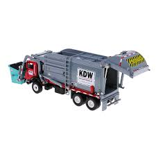 100 Rubbish Truck Aliexpresscom Buy 124 Diecast Alloy Waste Dump Recycling