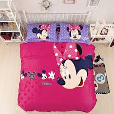 Minnie Mouse Twin Bedding by Minnie Mouse Full Size Bedding