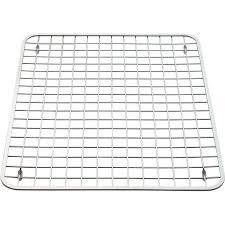 interdesign gia kitchen sink protector grid regular polished