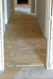 VideoHow To Stain Plywood Floor Subfloor Flooring Tiny House Build Episode 13