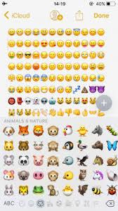 iPhone 8 Emoji Keyboard 1 0 Download APK for Android Aptoide