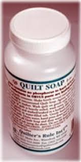 Handy Quilting Notions Orvus Quilt Soap Sewing Supplies line