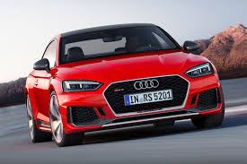New Audi RS5 revealed Audi Sport delivers its first post rebrand