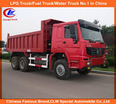 100 All Wheel Drive Trucks China Heavy Duty 6X6 Sinotruk HOWO Tiper Truck