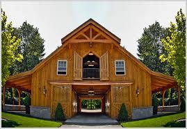 Small Pole Barn House Plans
