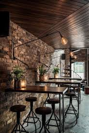 Nice A Bit Rustic But In Its Own Way Modern Cafe