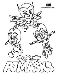 Pj Masks Gecko Coloring Pages Best Of Mask Disney 152
