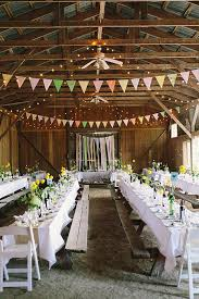 Rustic Wedding Reception Table Decorations Extremely Creative 6 30 Barn Decoration Ideas