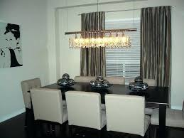 Modern Dining Room Chandeliers Contemporary Crystal Large