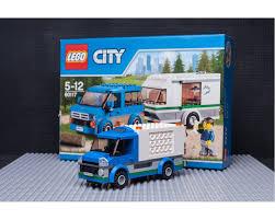 100 Lego Recycling Truck LEGO MOC20041 60117 Cargo Town City 2017