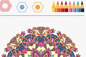 Unleash The Artist In You Colorfy Lets Select Colour Combinations And Just Tap To
